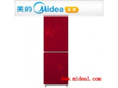美的冰箱, BCD-195GMQJ