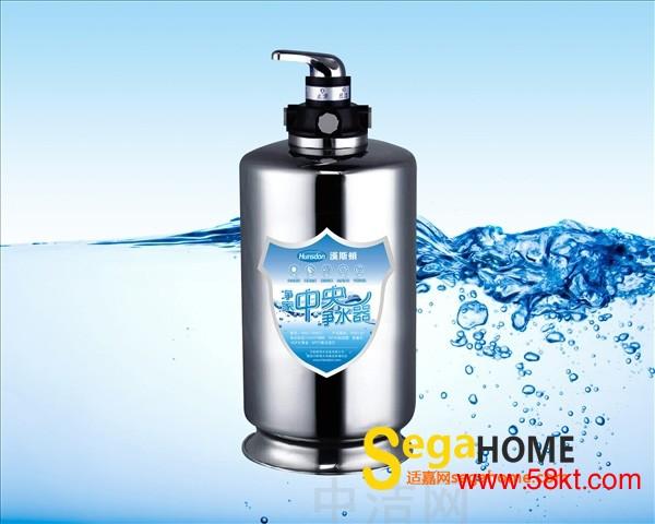 家庭中央净水