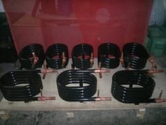 高效套管换热器, 水源热泵冷凝器