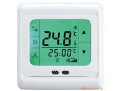 双温显示可触摸屏液晶编程温控器, 触摸屏中央空调温控器