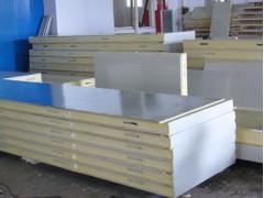 冷库聚氨酯彩钢板, 冷库专用
