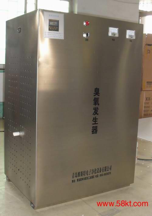 污水处理臭氧消毒机