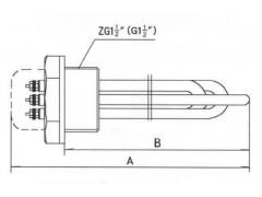 电锅炉电加热管