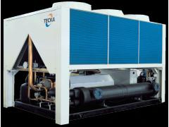 螺杆式风冷冷水热泵机组RSA