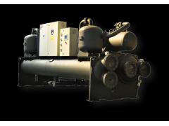 高效型水冷螺杆冷水机组