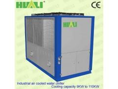 水冷箱式工业冷水机, 工业温度控制冷水机