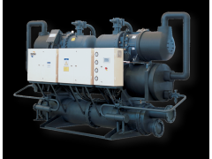 螺杆式水(地)源热泵机组
