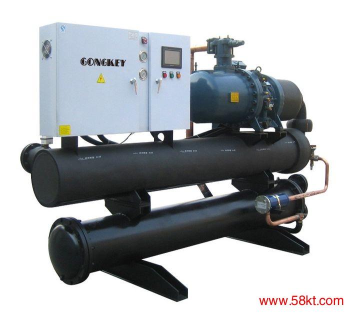 王牌冷气热回收螺杆式冷水机组