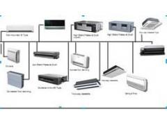成都开利户式中央空调室内机