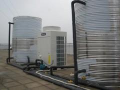 格力空气能直热循环商用机