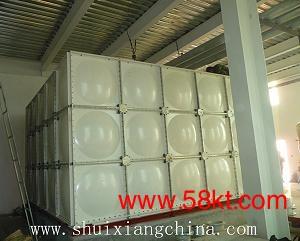 腾翔玻璃钢水箱