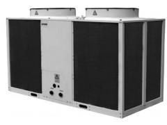 约克风冷式冷热水机组
