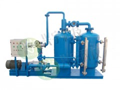 密闭哄吸式蒸汽冷凝水回收装置