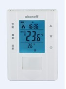 柯耐弗人体感应采暖温控器