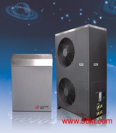 商务酒店空气源热泵热立方模块机