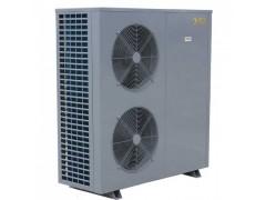 蓝冠-15度低温热泵热水机