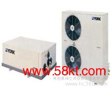 格力水冷柜式中央空调