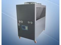 风冷式冷水机, 冷冻机