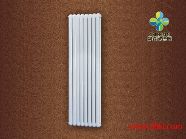 钢制扁管散热器
