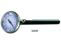 小型双温度红外线探头测温仪