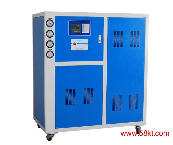 深圳工业专用水冷式冷油机