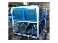 变频器风冷式冷水机