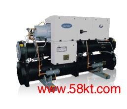 开利螺杆式水冷热泵机组