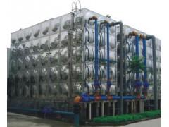 无焊接复合不锈钢水箱