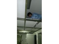 广州灵洁无隔板高效过滤器