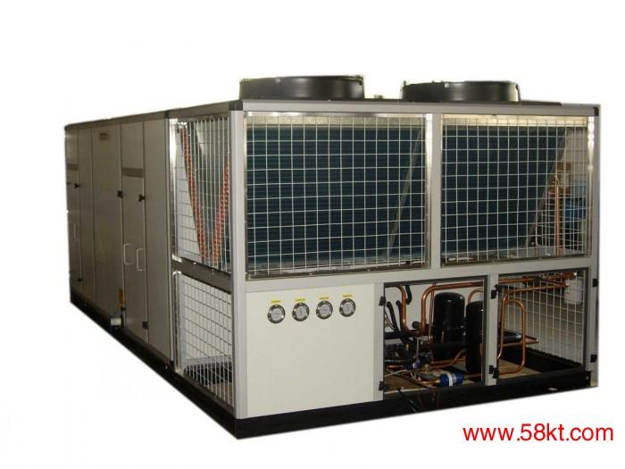 全新风屋顶式能量回收机组