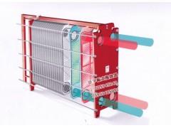 BR012可拆式板式换热器, 洗浴用