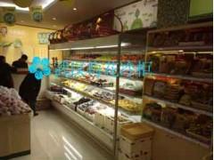 湖北武汉水果柜风幕柜