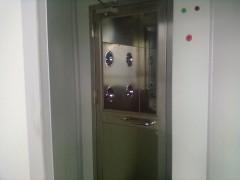 广州双人三吹风淋室, QS 食品风淋室  药厂风淋室