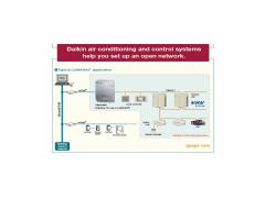 徐州大金中央空调智能控制系统