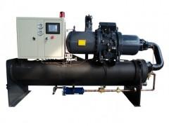 广州螺杆式工业冷水机