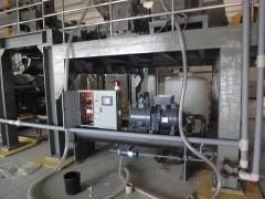 流延机配套螺杆式冷冻机