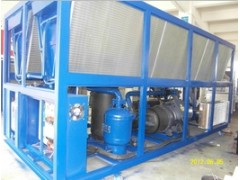 风冷螺杆式冷水机