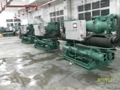 北京中央空调冷水机组, 冷水机组压缩机维修保养