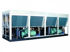风冷螺杆冷热水模块机组