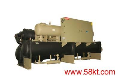 高温螺杆水地源热泵机组