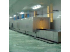 直线式速冻隧道