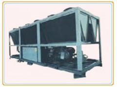 风冷热泵冷水机组