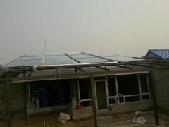 北京太阳能热水器969, 太阳能供暖