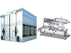 蒸发冷凝式螺杆冷水机组