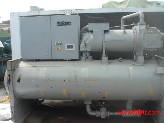 麦克维尔单螺杆式冷水机