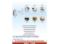 格力直流变频多联机, 中央空调热水器地暖共用机组