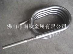 高效钛套管换热器