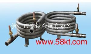 同轴套管换热器