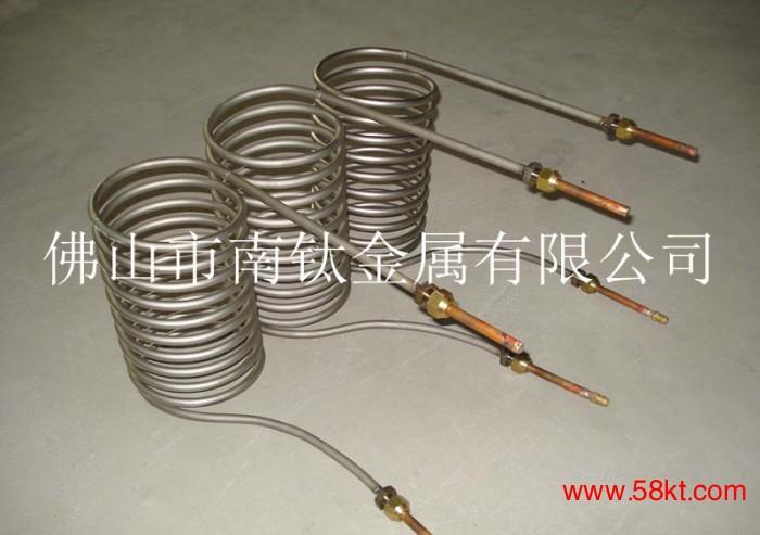 钛盘管蒸发器