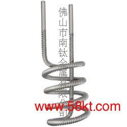 高效纯钛螺纹管蒸发器